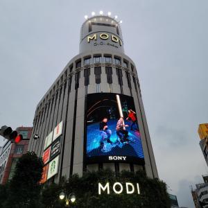 昇進試験後に渋谷のHMVに行ってみた…!