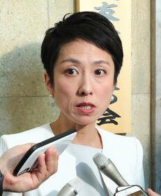 【ルール逸脱】蓮舫氏、SNSに菅総理の演説前原稿を投稿………カプチーノです