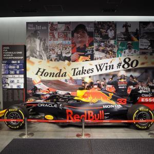 レッドブル・ホンダRB16B マックス・フェルスタッペンとセルジオ・ペレスの2021年F1マシン