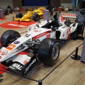 ホンダRA106 ジェンソン・バトンがF1初優勝した2006年マシン