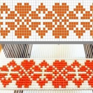 ビーズ織りソフトを使ったビーズ編みがま口の図案作り(KG-Chart)