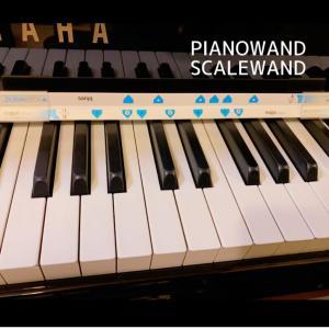 PIANOWAND  SCALEWAND スケールに便利なアイテム♪便利グッズ