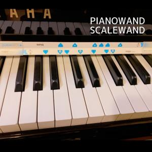 PIANOWAND  SCALEWAND 便利アイテム♪レッスングッズ