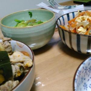 1月夕食でした