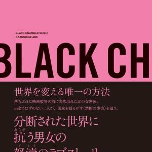 ブラック・チェンバー・ミュージック 阿部和重