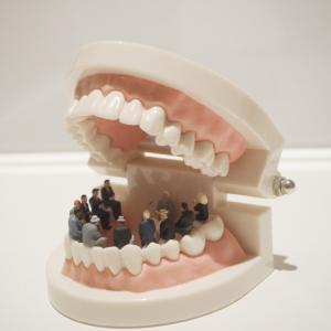 歯医者さんに2回連続注意された話‥