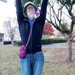 12/11のBigenderstyle@MIXコーデで束の間の息抜きお散歩♪