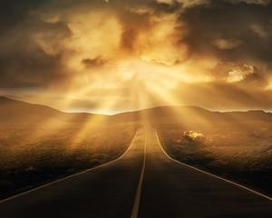光と影~光が強くなる~