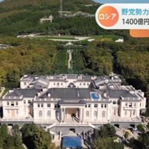 【汚職の実態】プーチン大統領、1400億円の豪邸を建てていたことが国民にバレる www