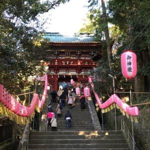 【久能山東照宮】静岡県中部の初詣スポット!