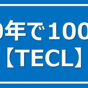 【TECL】10年で100倍!! ~銘柄・チャート・積立~