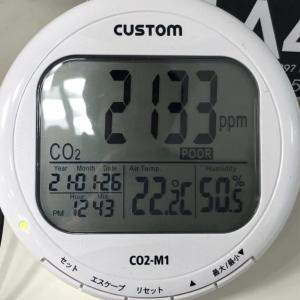 暖房とわが社の二酸化炭素問題