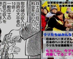 バ韓国塵どもが発火!! 日本の教科書から「従軍慰安婦」が消えるなんてウリに対する挑発ニダぁぁぁぁぁ!!