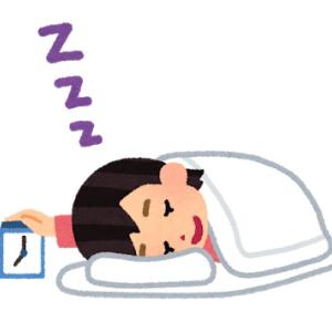 【日記】2021/01/24 寝た寝た