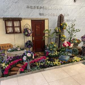 かながわの花展 サテライト展示