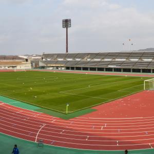 2020年12月12日 神戸vs鴨川 三木総合防災公園陸上競技場