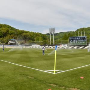 2021年4月24日 栃木Cvsジョイフル CITY FOOTBALL STATION