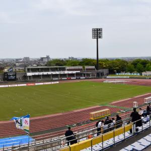 2021年5月8日 鴨川vsニッパツ ゼットエーオリプリスタジアム