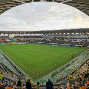 2021年9月18日 千葉vs愛媛 フクダ電子アリーナ