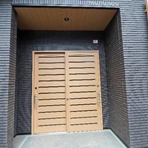 グランセゾンweb内覧会:玄関・シューズクローク・洗面台編~引渡し直後~