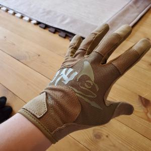 狩猟道具紹介【手袋編】