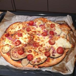 ピザという手抜き料理