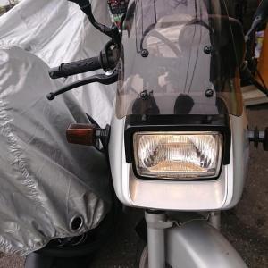 ヘッドライトLED換装?