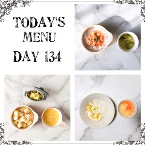 離乳食 Day 134 🛍pinchann定期購入品🛍