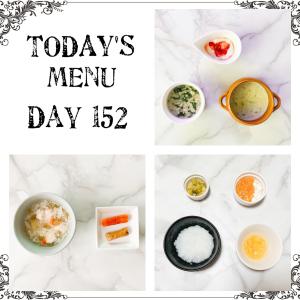 離乳食 Day 152
