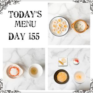 離乳食 Day 155 🧊フリージングストック🧊