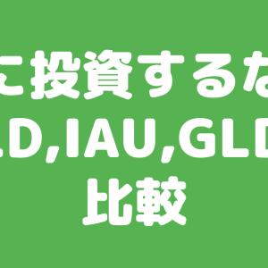 金(ゴールド)は資産運用におすすめ?ETFならGLDやIAUを検討