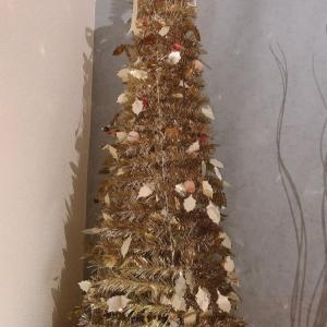 今年のChristmas Treeはお手軽に