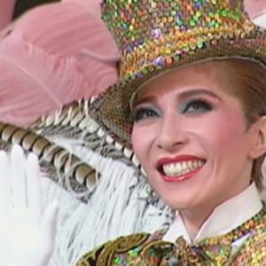 宝塚歌劇ロンドン公演。