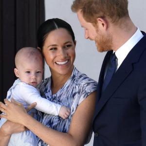 メーガン妃、第2子出産。