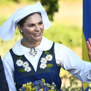 スウェーデン王室   National Day 2021