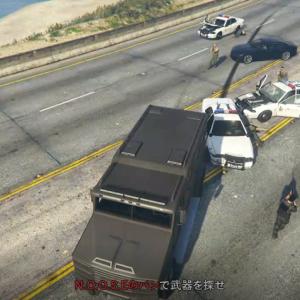 【GTAオンライン】ロスサントス市内で、警察の追跡から、逃れられる場所について①地下道