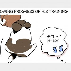 【パピースクール3日目 (#1)】THIRD DAY AT PUPPY SCHOOL (#1)