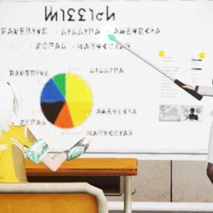 ロビアク「説明する」を説明するメガネ