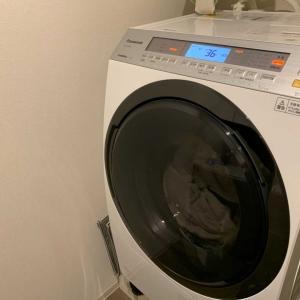 冬の洗濯をどう、こなしているかと言うことについて。