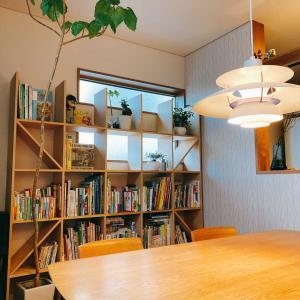 本棚は、マルゲリータを使っています