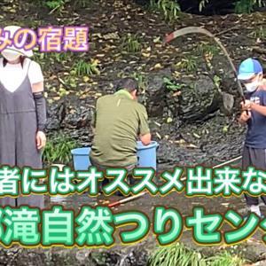 【密すぎる釣り堀】木郷滝自然つりセンターは初心者には厳しい釣り堀でした…