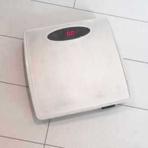 体重減ってる!!!