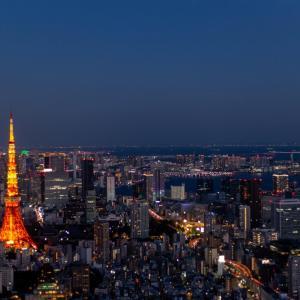 携帯が東京タワーへ連れて行ってくれた話