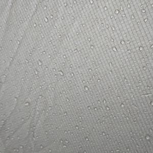 予想通りの雨