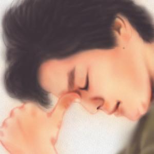 イエス・キリスト尾崎豊様 表情日記27