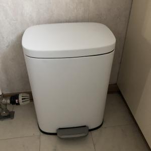 洗面所のゴミ箱を暮らしやすく見直す