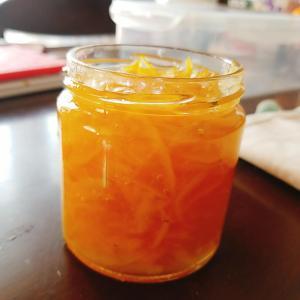 【ゆず茶】簡単レシピ 冬にぴったり