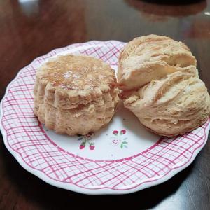 【スコーン】簡単レシピ バターはやわらかい?冷たい?どっちがいいの?