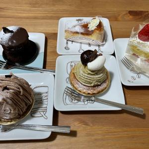Patissrie Mon Plasir(パティスリー・モン・プレジール)のケーキを選べ切れず買い過ぎるの巻