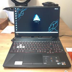 ω・´) パソコン新調しました!